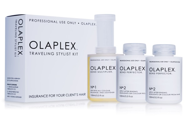 Salon Hair Vision Olaplex